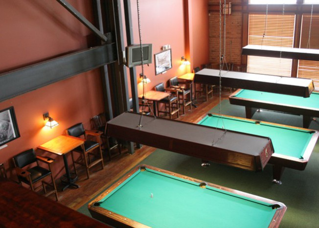 The brass ring restaurant pool hall kontext architects sun project details junglespirit Images